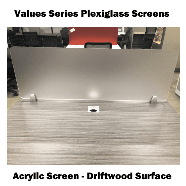 Values Plexiglass Screen