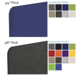 Echoscape Material Colors for Stackers Panels