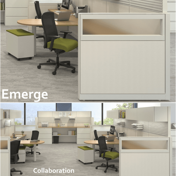 Maxon Emerge Workstations - Collaboration