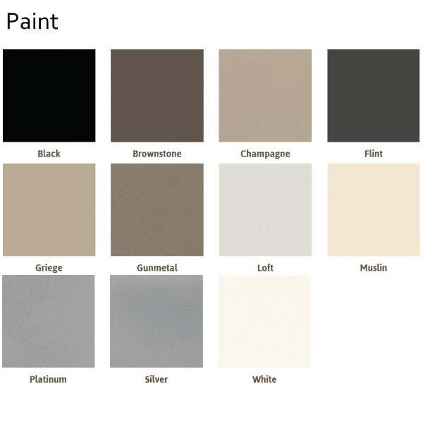 Maxon Paint Finishes