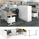 Maxon Prefix HAT Height Adjustable Tables