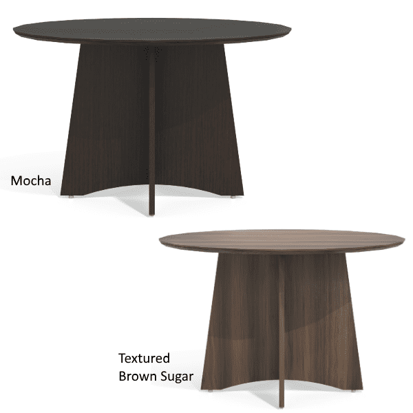 Mayline Medina 48 Inch Round Table