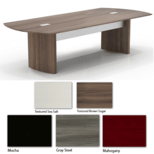 Conference Table - Textured Brown Sugar -
