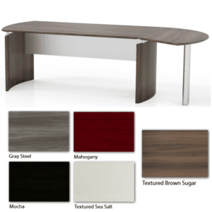 Contemporary Mayline Medina Desk