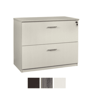 Medina 2 drawer lateral file cabinet