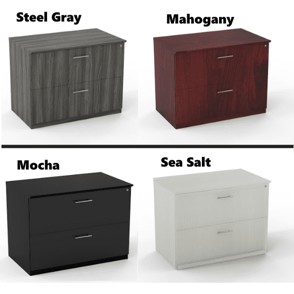 Medina 2-Drawer Lateral File Cabinets