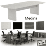 Medina Conference Table - 3 Colors