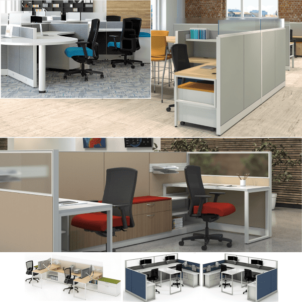 Prefix Collage of Panels and Workstations