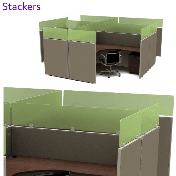Stackers Panels