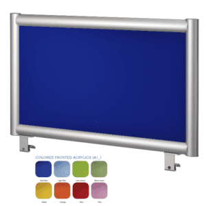 Terrace Colored Acrylic Panel