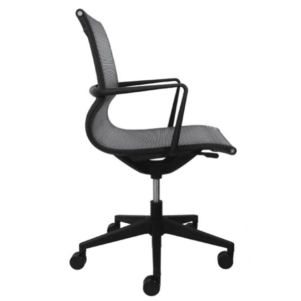 Office Chair - Side View