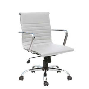 AQ-3508-Black Modern Mid Back Office Chair