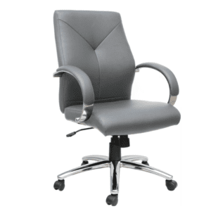 AQ-871 Gray Management Executive Chair