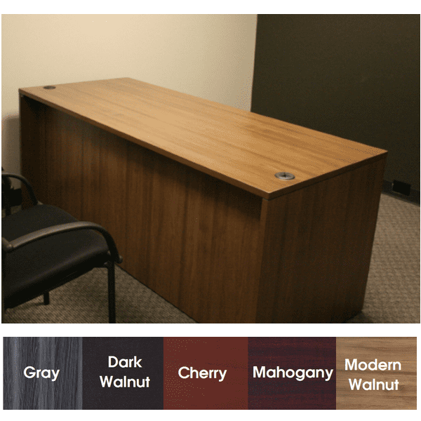Modern Walnut - 5 Colors Available