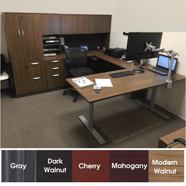 Height Adjustable Standing Desk