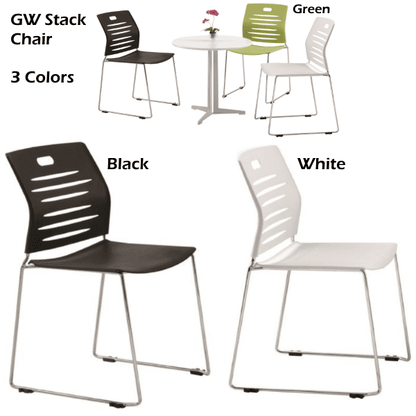GW Stackers Chairs