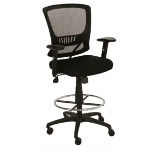 KB-8920 Mesh Back Drafting Chair
