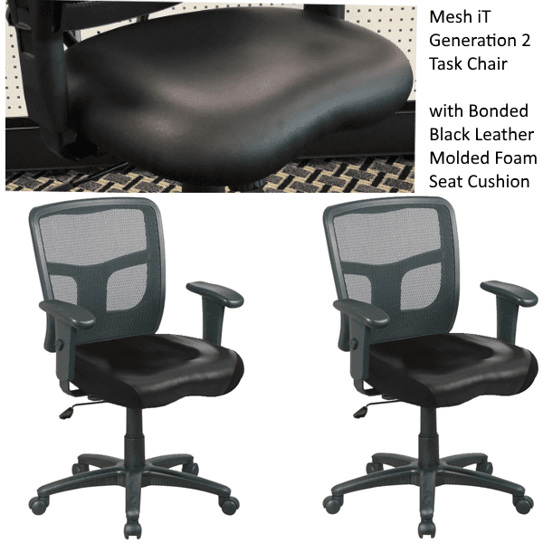 Mesh iT Version 2 Mesh Back Task Chair