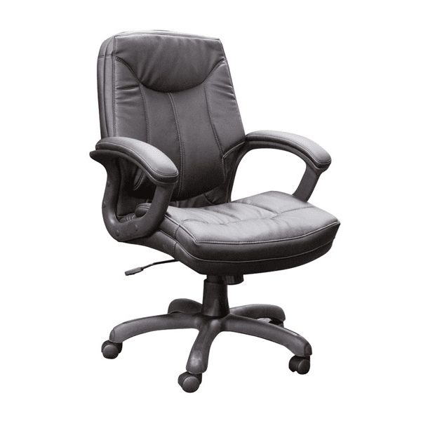 Bucket Seat Mid Back Managers Chair