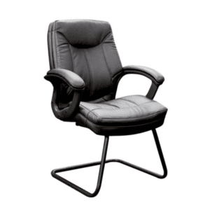 Bucket Seat Mid Back Guest Reception Armrest Chair