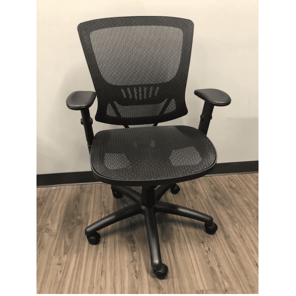 OFD500M-BLK – Mesh It Generation II Task Chair with Mesh Back