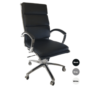 Segmented Back Executive Chair