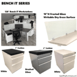 Bench it 120 Degree Benching Workstations