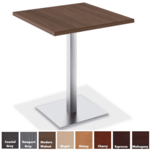 """42""""H Square Table"""