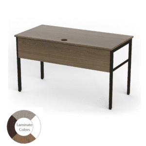 "60"" Urban - 601 Desk - Walnut"