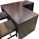 PL Executive L-Desk