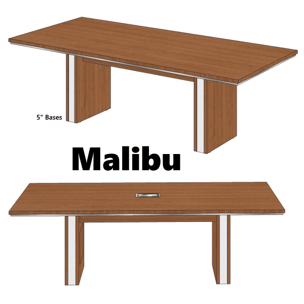 Deskmakers Malibu Conference Tables