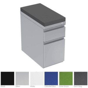 Narrow File Cabinet