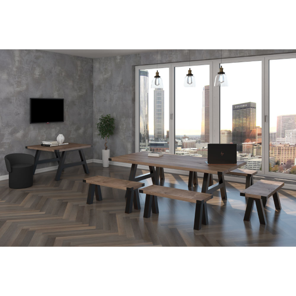 Conference Table Room Setting