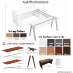Anderson Worth Office Furniture