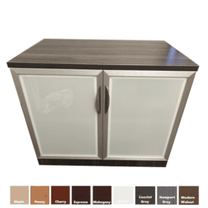 glass door office cabinet