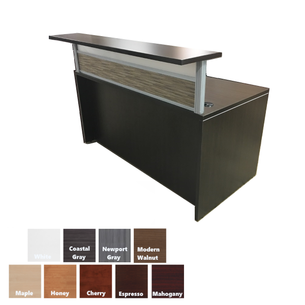 Transaction Counter Desk