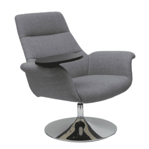 11896T Swivel Reception Chair