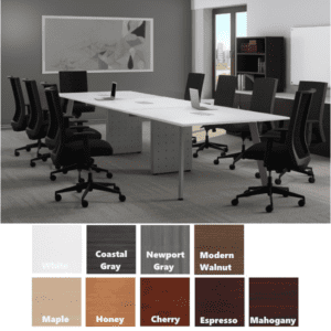 14' 16' Conference table
