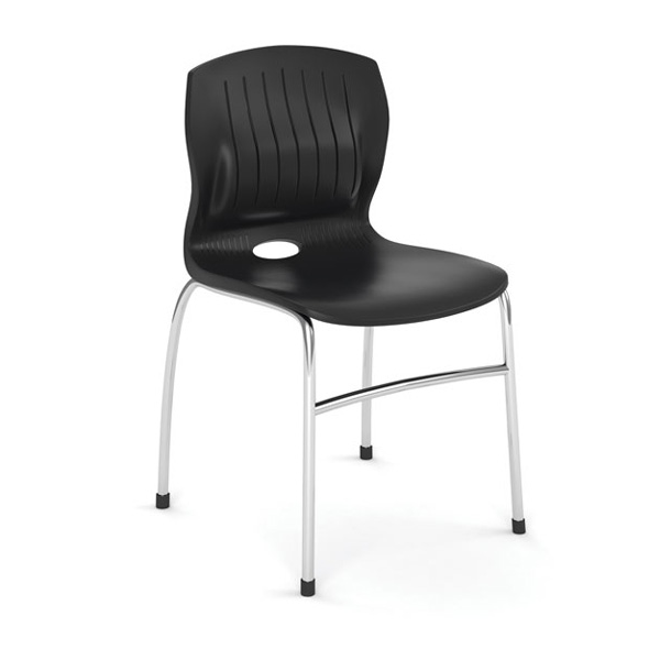 Armless Stackable Chair