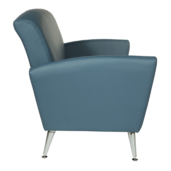 Dillon Mid Century Lobby Chair