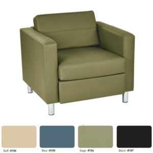 Sage Vinyl - Anti-Microbial Seating