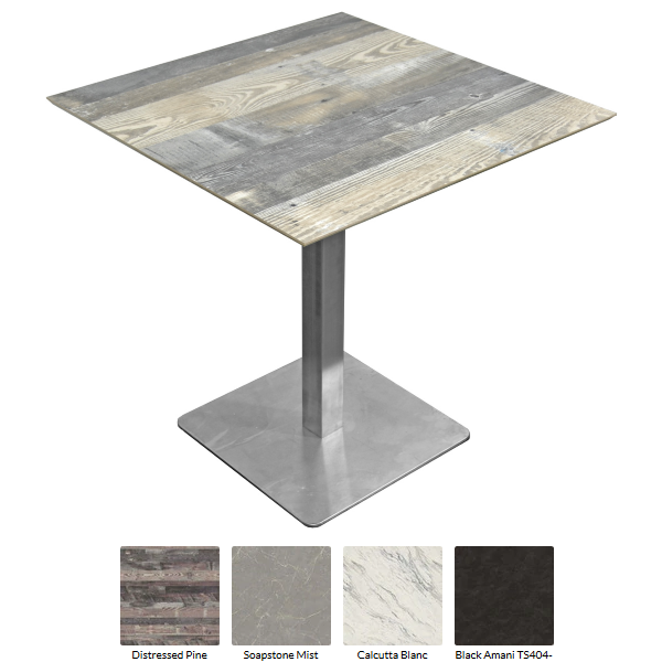 Thin Top Table