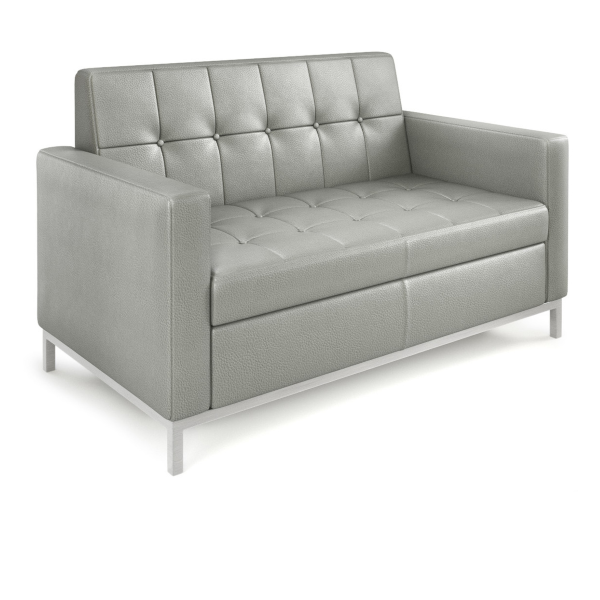 Reception Loveseat - Soft Seating Texas