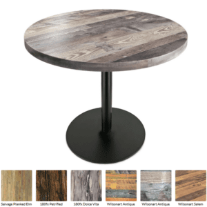"2"" Round Table"