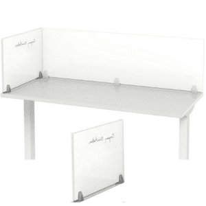 Wing Panel Desk Screens
