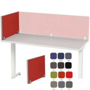 Metal Trim Edge Band Desk Panel