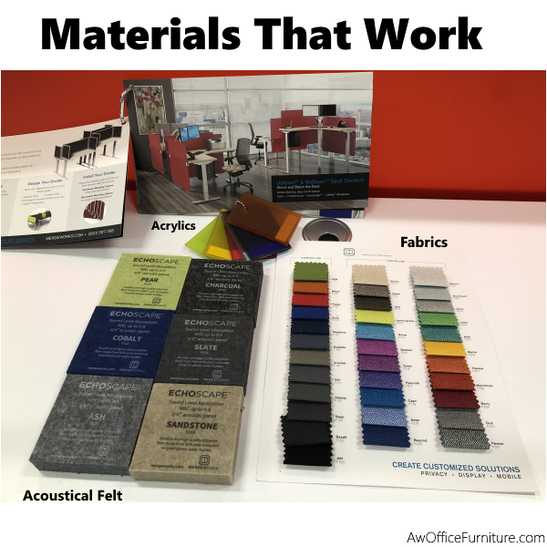 Materials for Extender Panels