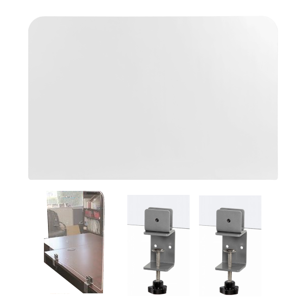 """36"""" clear plexi panels for social distancing"""