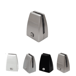 Desk Mount Hardware Brackets - Flush Mount