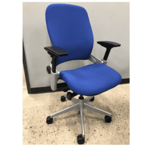 Used Steelcase Leap Version Two - Dallas TX